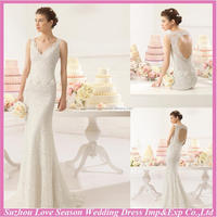 WD9104 alibaba recommanded for wholesales sexy graceful lace overlayer mermaid slim sweetheart heart wedding dress made in usa