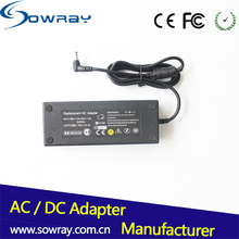 External Laptop Battery Charger 19V 6.3A For Toshiba Laptop AC Adapter 120W