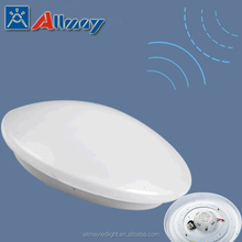 Gradually changeable led ceiling light with motion sensor gradually chargeable ceiling panel led lamp CE ROHS LED Lighting