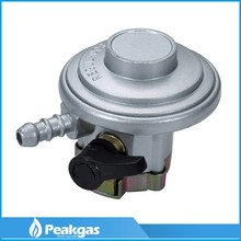 Top Quality Promotion Zinc alloy shell compact methane gas regulator