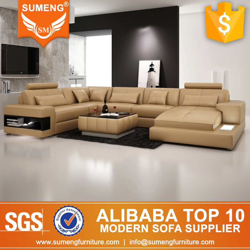 SUMENG white Germany sectional corner <strong>sofa</strong> ,lazy boy sectional <strong>sofa</strong>
