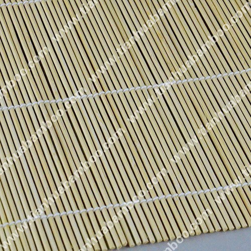 Lace bamboo blinds