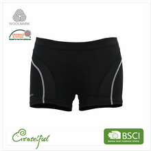 Custom fashion blank wholesale custom gym running sports black boxer shorts for men