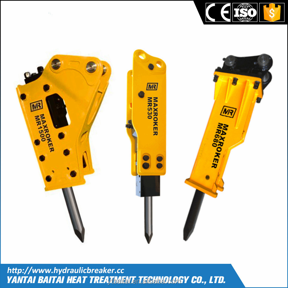 Promotion hydraulic jack hammers for mining machines and excavator