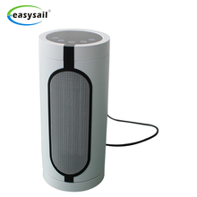 Hot selling portable electric room fan heater room floor standing electric heater with touch screen control&remote control