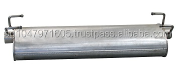 Central muffler 472050 for IVECO Daily