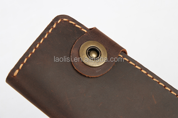Factory whole sale leather key holder vintage design