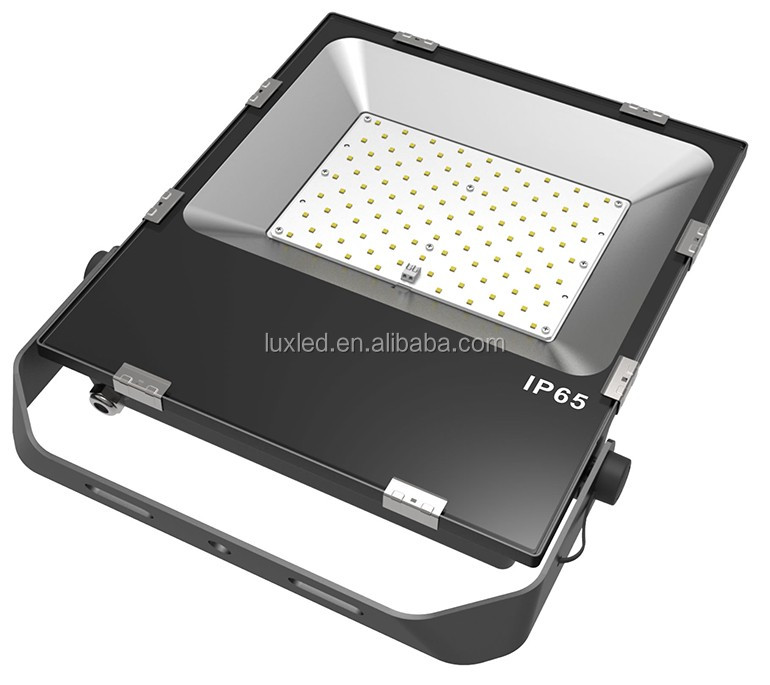 dimmable zigbee controlled high lumen 100w high lumen led lights flood lights
