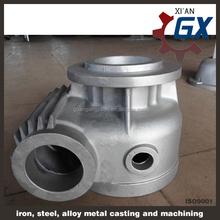 resin sand/lost wax/investment manganese/1.4848 high temperature casting steel