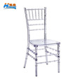 strong stacking clear resin wholesale chiavari chair for wedding