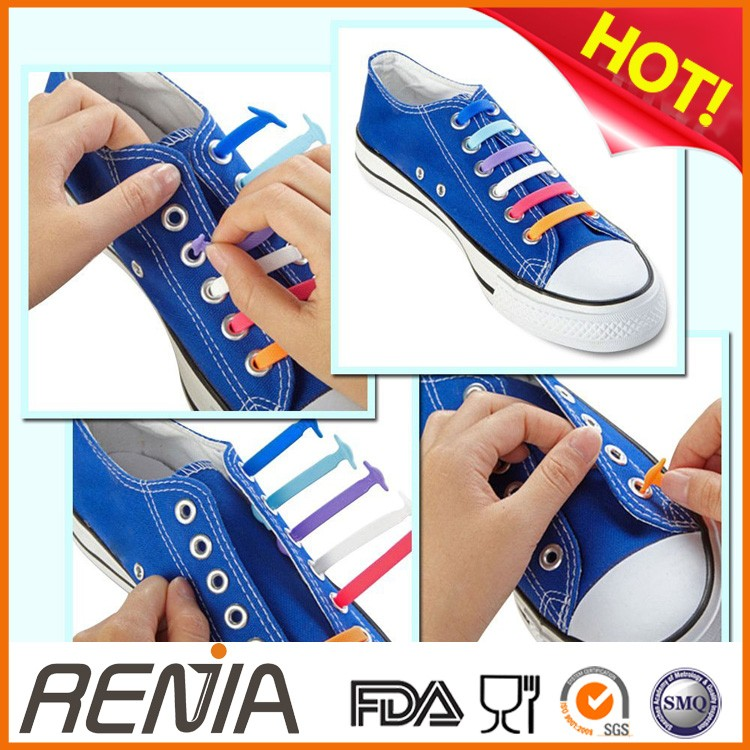 RENJIA shoe and shoelace tie shoelaces funky shoelaces