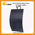 high efficiency 100w top quality bendable sunpower solar panel for home use