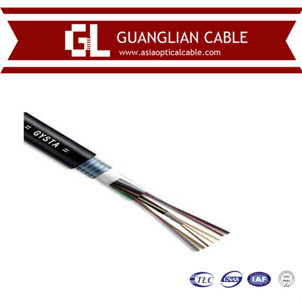 steel armoured single mode optical fiber price in Hunan China