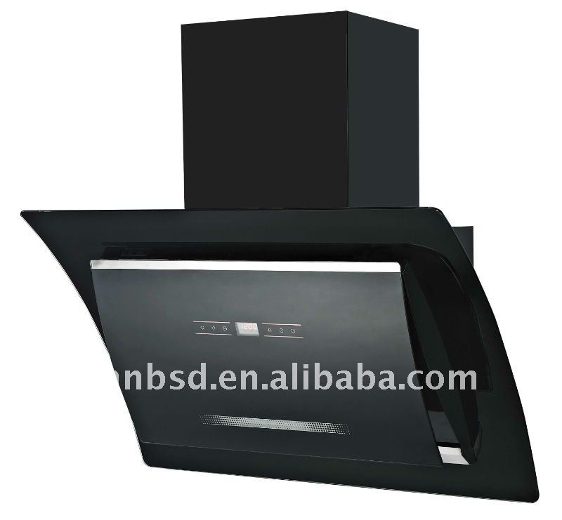 NEW Side Suction Range Hood (Fully Automatic)