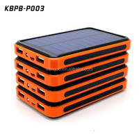 12000mah real high capacity mobile solar power bank ,12000 solar power with factory price