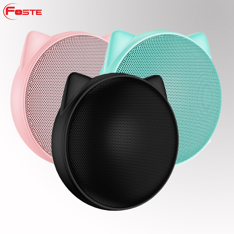 FT-J5 GuangDong keychain MINI Portable Bluetooth Speaker Subwoofer Speakers with Wholesale Cheap Wireless Loudspeakers#