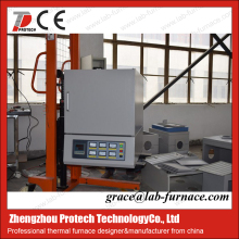 1200c box lab muffle furnace box sitering furnace for ceramic heating treatment