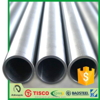 304 stainless steel pipe good material weight pressure rating
