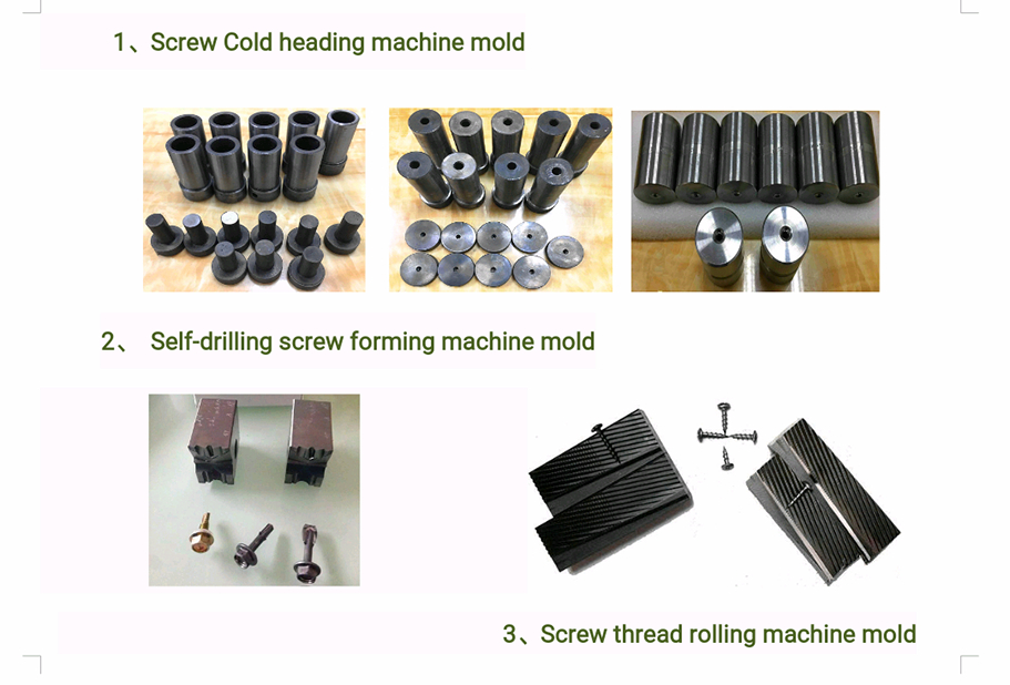 Popular type self-drilling screw cold heading machine