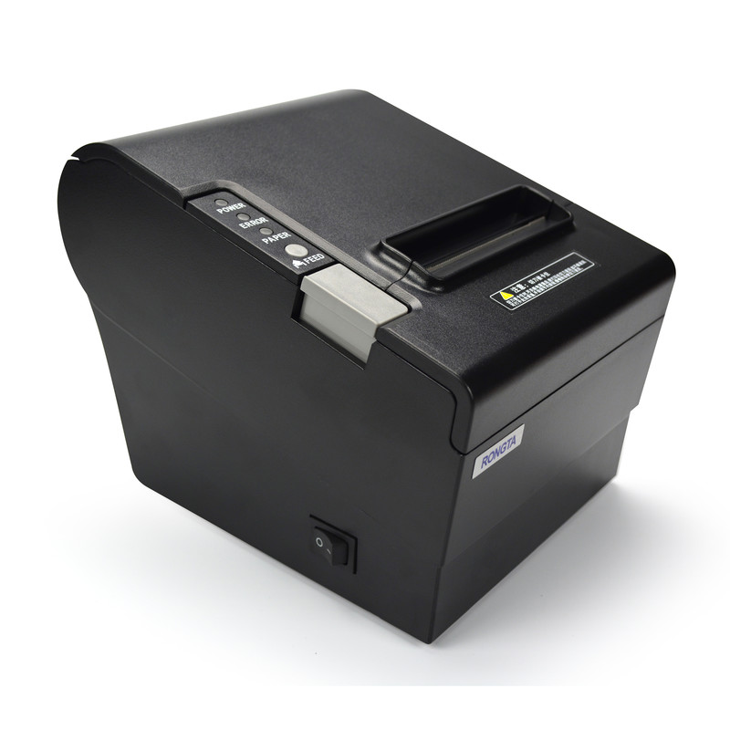 epson receipt printer Rongta RP80 pos printer 80mm restaurant atm thermal receipt printer