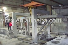 Annual 150000m3 Autoclaved Aerated Concrete Plant--Yufeng brand