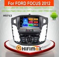 Hifimax Android 6.0 car multimedia system for ford focus android dvd gps for ford focus 2014 2015 2016 Octa Core 32G HD screen