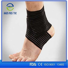 convenient comfortable calf compression foot sleeve ankle guard brace