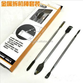 3 In 1 Hardware Tools Metal Spudger Set