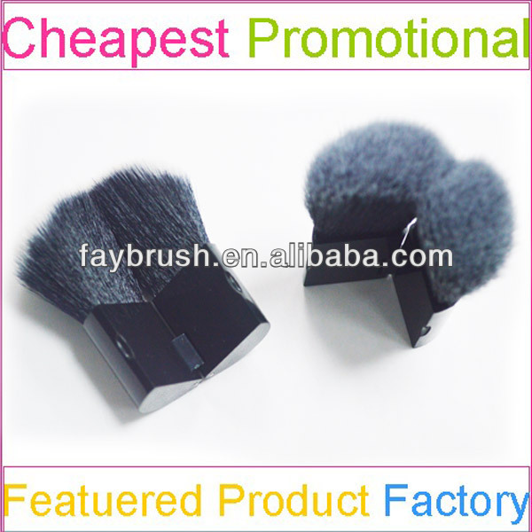 Detachable Vegan Kabuki Single Brush With Face Brushes Cosmetics China Suppliers