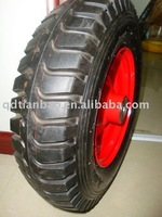 three motorcycle scooter tire or wheel 6PR with hight quality