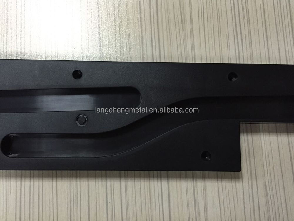 Plastic Guide Extension Table Guide Rail(table extension slide)