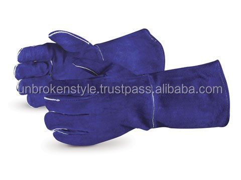 Leather Welding Glove, retail and wholesale