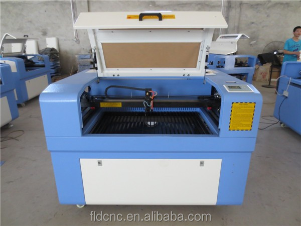 China Hot sale philicam lifan FLDJ 6090 co2 aser cutting machine