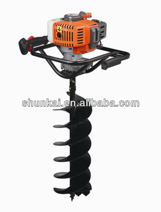 CE/GS Certificate Power Earth Auger AG52