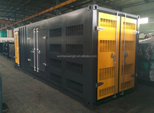 800kw container generator diesel with power engine KTA38-G5