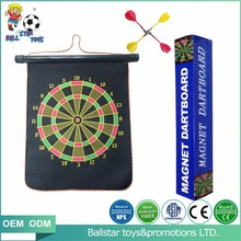 Magnet Dartboard for kids with 4 darts toy