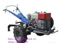 two wheels hand tractor for sale +86 15937107525