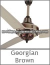 Brown Energy Saving New Designer Electric Ceiling Fan