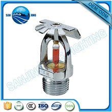fire sprinkler head price with Job glass bulb for sale