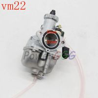 Genuine Mikuni VM22 26mm Carburetor For Lifan YX Zongshen Engine Pit Dirt Bike XR50 CRF50 KLX SSR Motorcycle 125cc 140cc