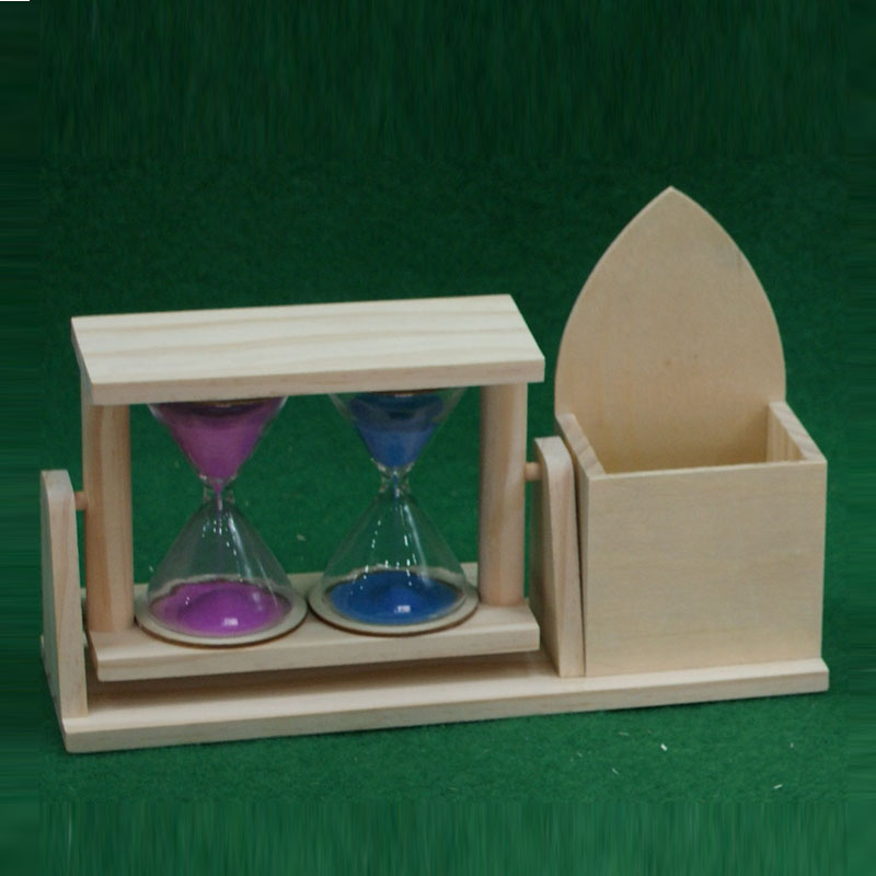 Wholesale cheap wood sand timer from China