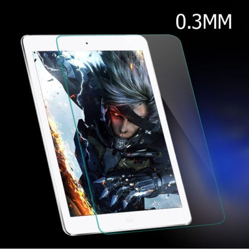 Anti-fingerprint protective glass film for iPad Mini 4 explosionproof 9H hardness temepered glass screen protector