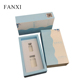 FANXI factory high quality pulp molding customized cosmetic packaging box with insert trays