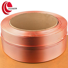 1 inch air conditioner coiled copper tubing