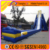 2017 Hot Sales Long Double Lane Inflatable Water Slide/City Slip n Slide