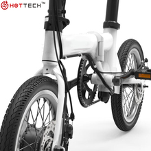 Wholesale Lithium Battery Powered Electric 16 inch Folding Bicycle Bike (Height Adjustable)