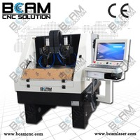 high quality mobile phone screen protector cutting machine cnc router with good price