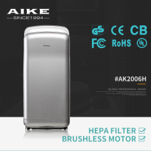 Commercial Bathroom Hygienic Auto Jet Air Hand Dryer Popular Homes Appliance