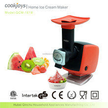 Potable frozen banana ice cream machine