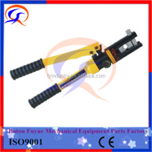 portable multi-function transmission line stringing tool hydraulic crimping tool 10-120 mm2 for crimping Cu/Al terminal tool